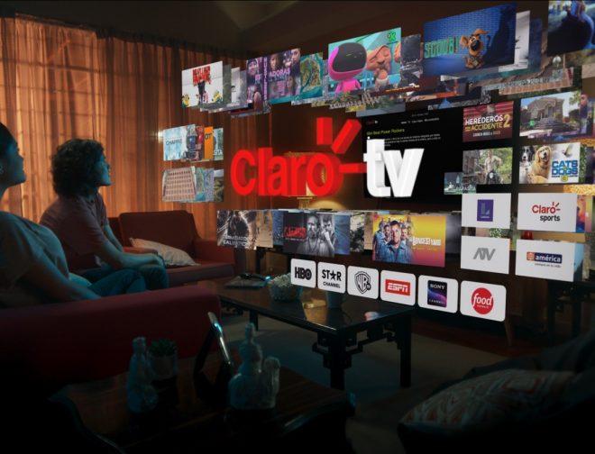 Fotos de ClaroTV: la nueva forma de ver televisión llega al mercado peruano