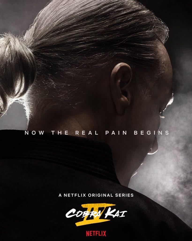 Foto de El nuevo poster y teaser de la temporada cuatro de Cobra Kai nos muestra un nuevo villano