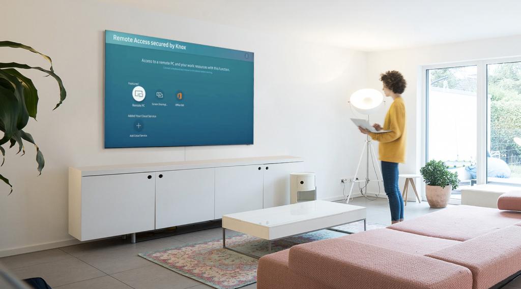 Foto de Tecnologías Samsung ayudan ahorrar tiempo de las tareas domésticas