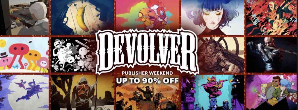 Foto de Empezaron las ofertas en Steam de la Devolver Digital Publisher Weekend