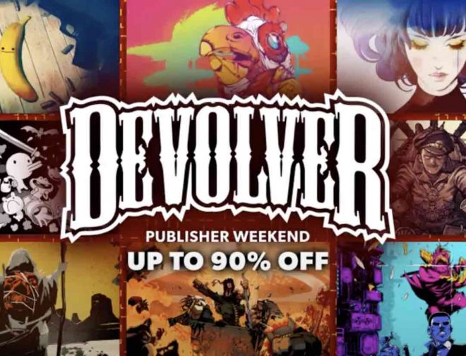 Foto de Empezaron las ofertas en Steam de la Devolver Digital Publisher Weekend