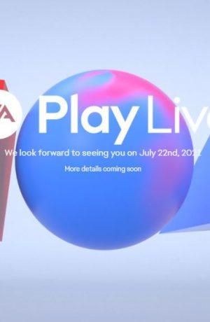 Foto de Fecha del evento EA Play Live 2021 de Electronic Arts
