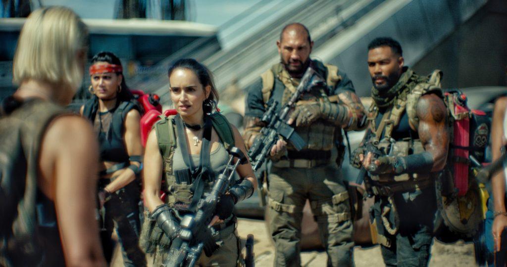 Foto de Netflix: Conoce como ver los primeros 15 minutos de la película El ejército de los muerto