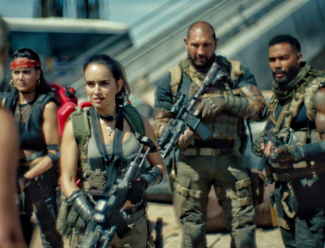 Fotos de Netflix: Conoce como ver los primeros 15 minutos de la película El ejército de los muerto