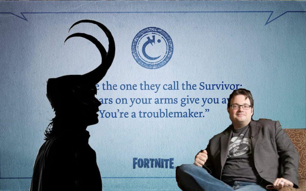Foto de ¿Qué cosa esta teseando Fortnite? Aqui te lo explicamos