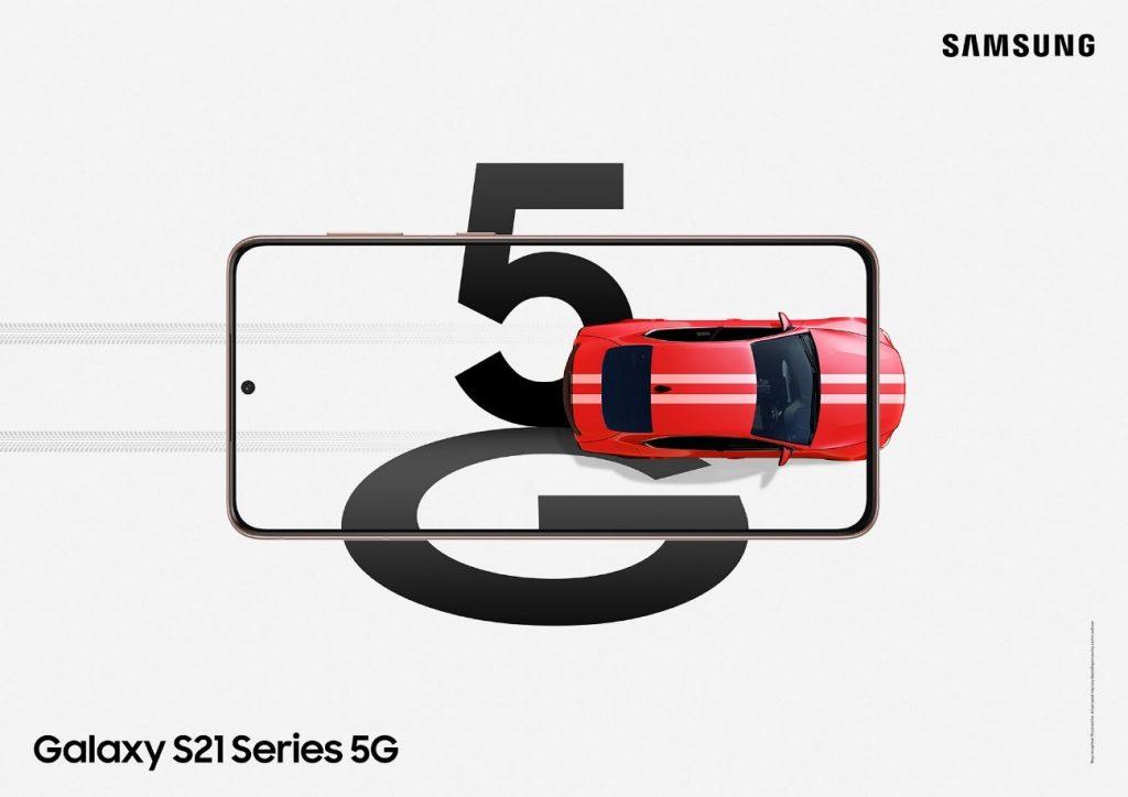 Foto de Samsung nos deja seis razones para elegir el S21 como tu mejor compañero de trabajo remoto