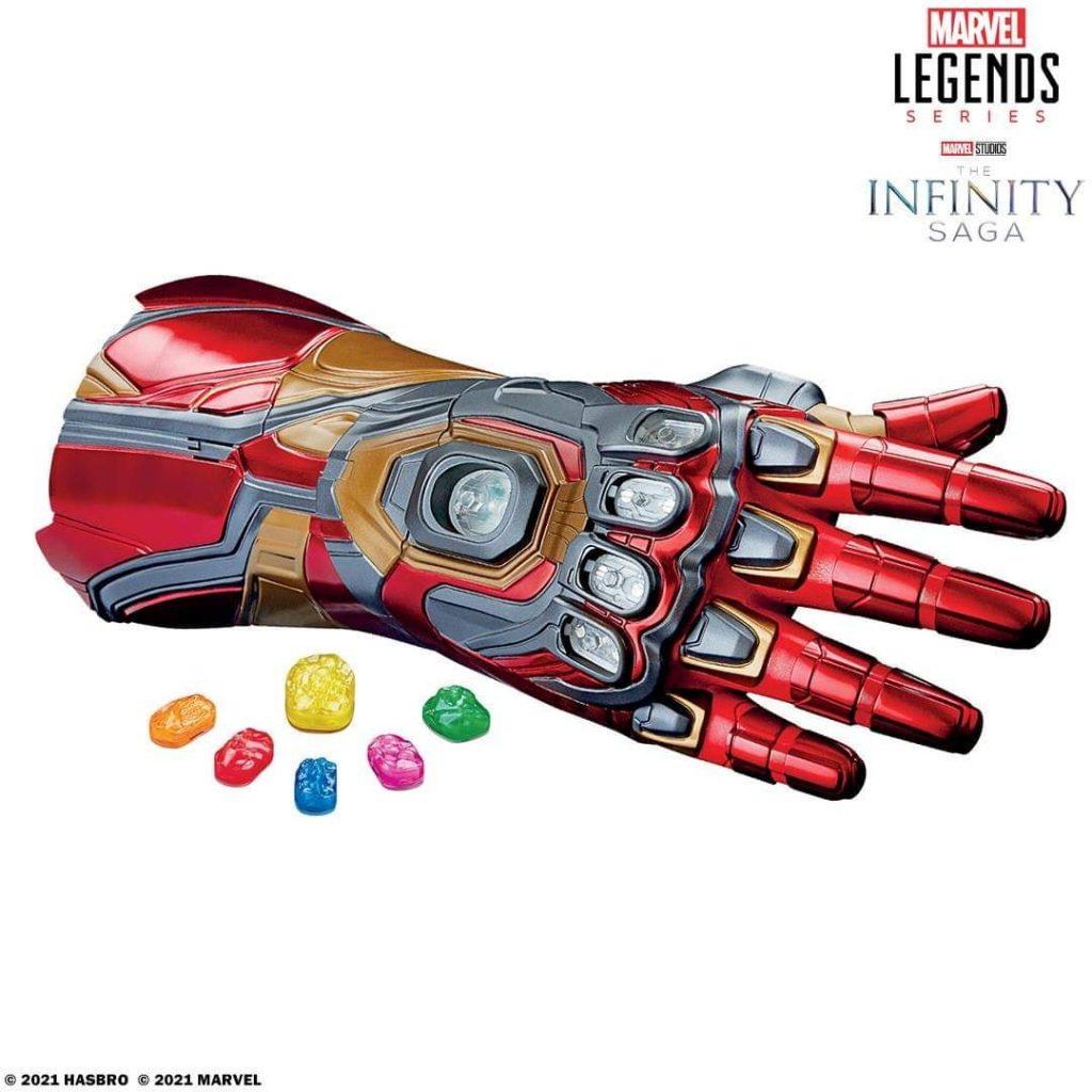 Foto de Marvel y Hasbro lanza un nuevo nano guantelete de Avengers: Endgame