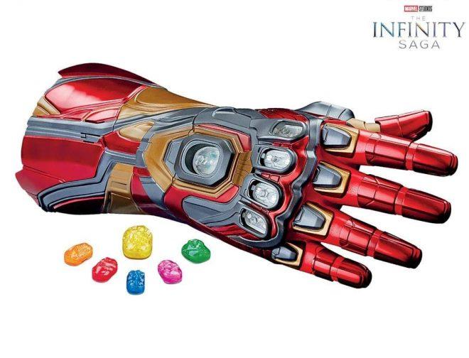 Fotos de Marvel y Hasbro lanza un nuevo nano guantelete de Avengers: Endgame
