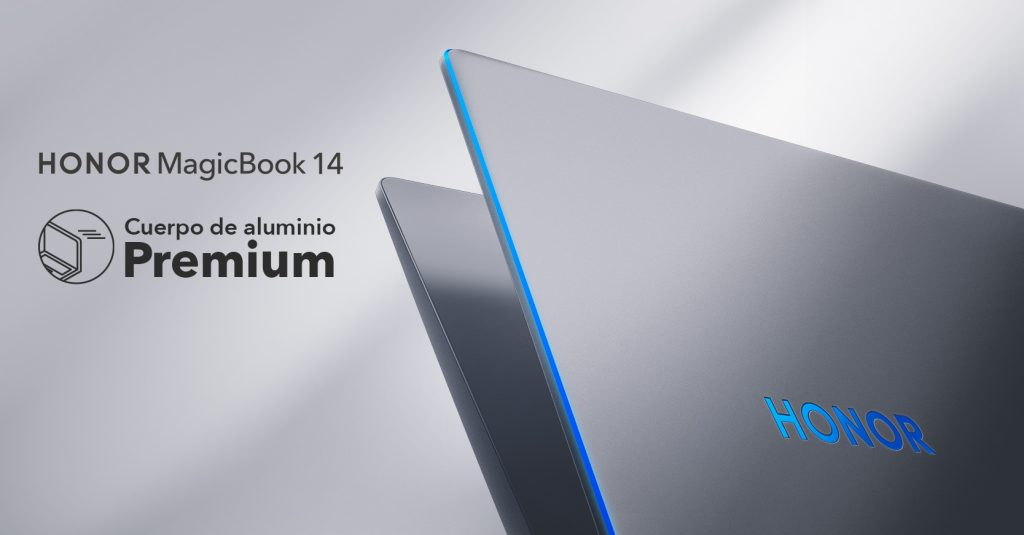 Foto de 5 características de la HONOR MagicBook 14 a considerar para trabajar a distancia y adquirirla desde hoy