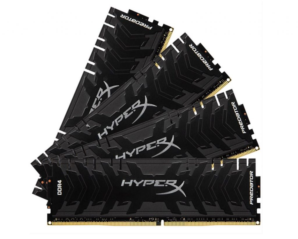 Foto de Kingston agrega nuevas velocidades a la memoria Predator DDR4