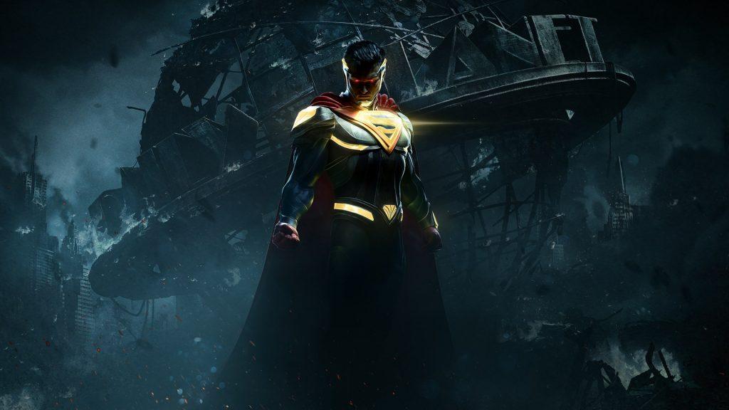 Foto de Se anuncia una película basada en el videojuego de Injustice