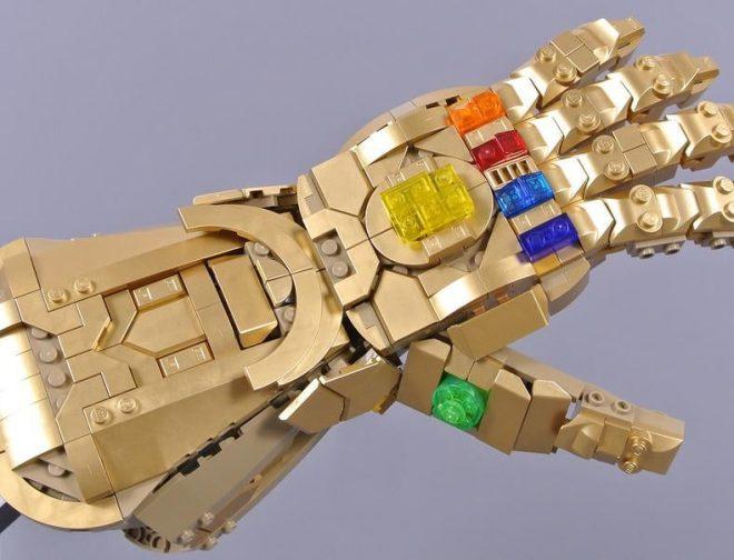 Fotos de Se lanza la versión LEGO del guantelete  del infinito de Thanos