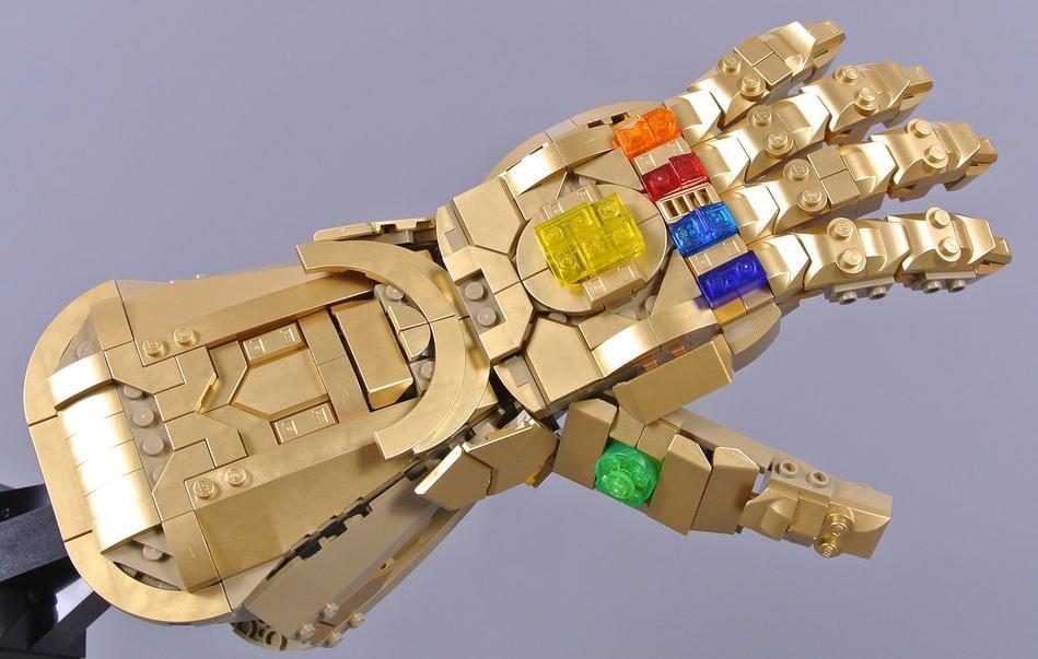 Foto de Se lanza la versión LEGO del guantelete  del infinito de Thanos