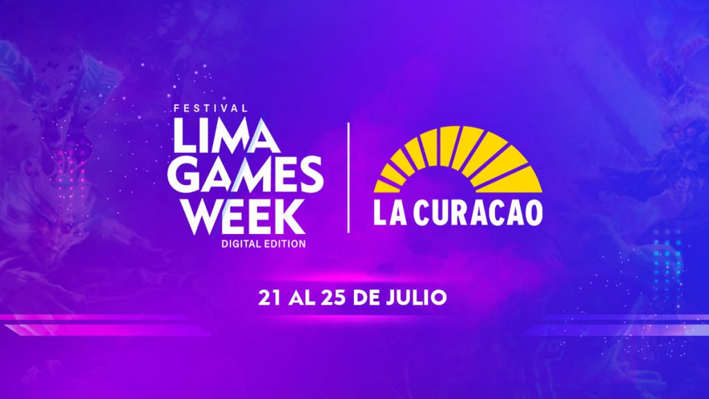 Foto de Lima Games Week lanza su segunda edición digital con La Curacao como Main Sponsor