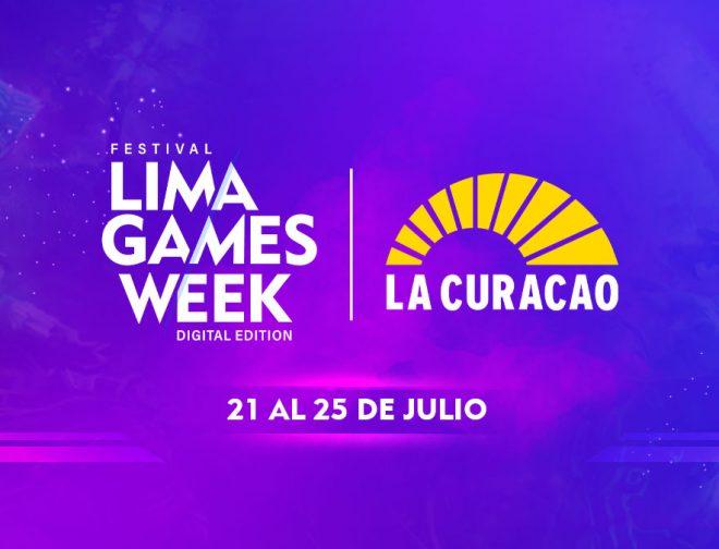Fotos de Lima Games Week lanza su segunda edición digital con La Curacao como Main Sponsor
