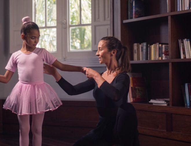 """Fotos de Maju Mantilla, Vania Masías y Didi Ibarra son parte de la campaña Disney Princesa """"Tiempo de Celebrar"""""""