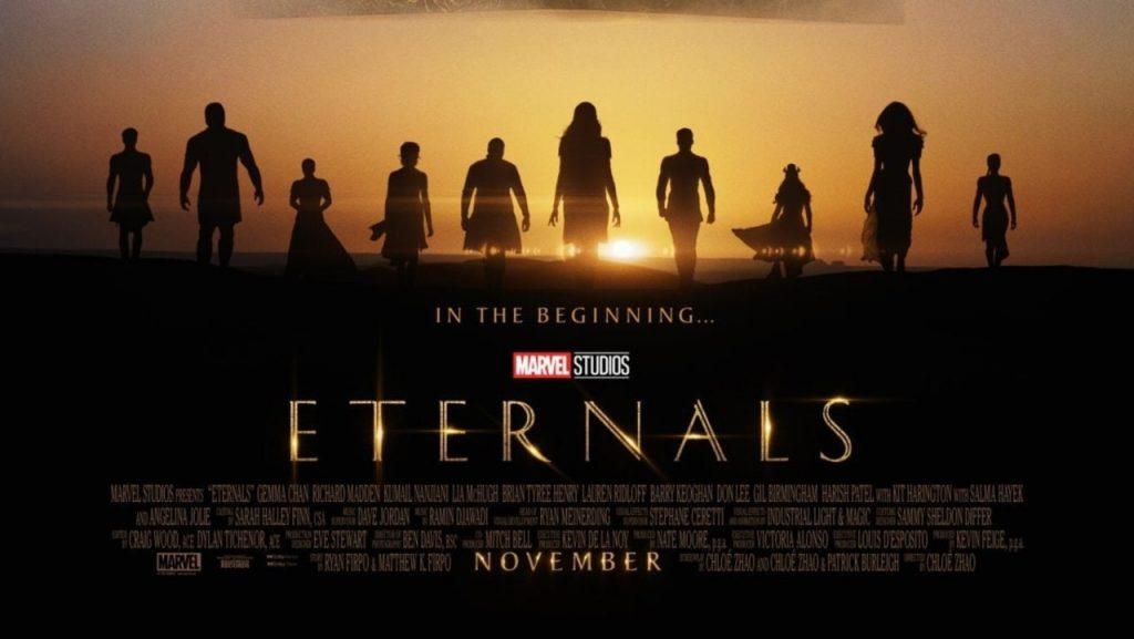 Foto de Marvel lanza el tráiler final de Eternals