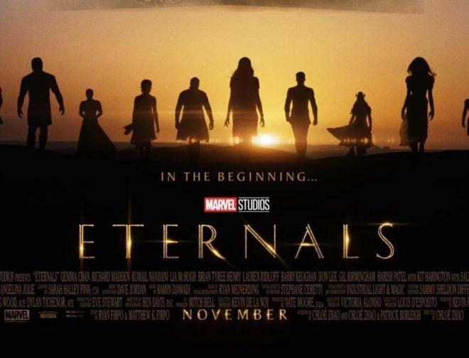 Foto de Cinemark y Cineplanet inician la preventa para el estreno de Eternals en Perú