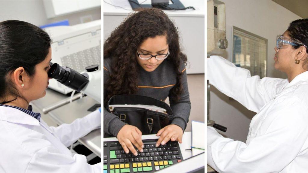 """Foto de """"Faltan iniciativas que involucren a más mujeres en el desarrollo de la ciencia"""""""