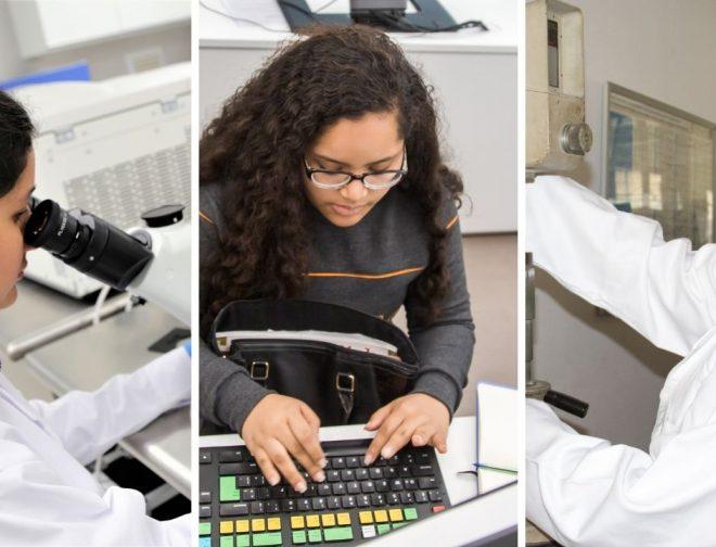 """Fotos de """"Faltan iniciativas que involucren a más mujeres en el desarrollo de la ciencia"""""""