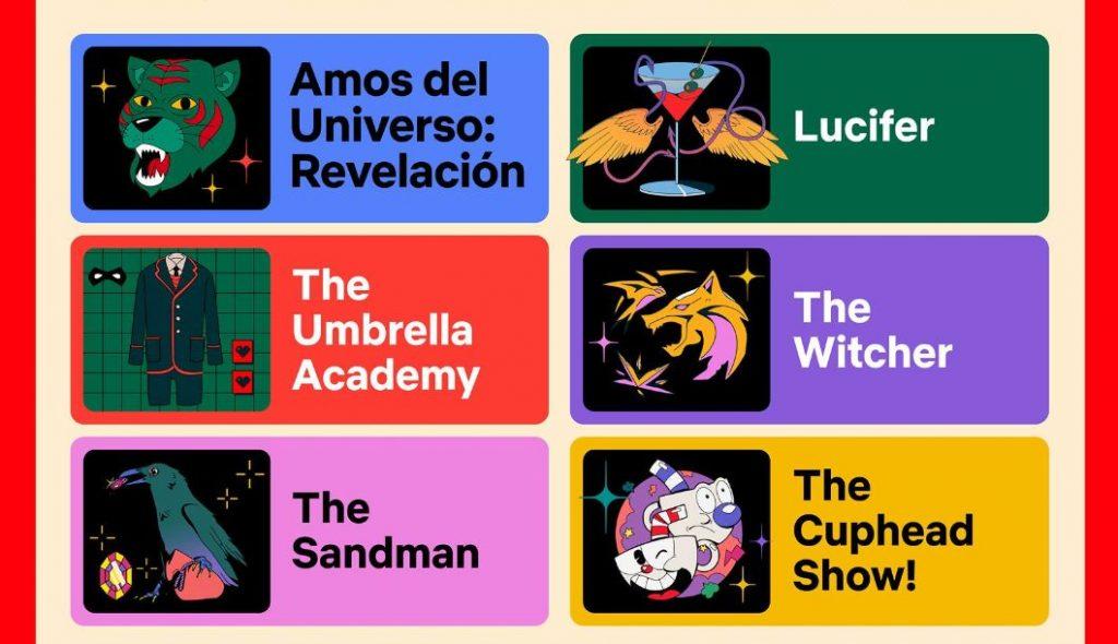 Foto de Netflix: Geeked Week evento que dará vistazos a Resident Evil, The Witcher, Umbrella Academy