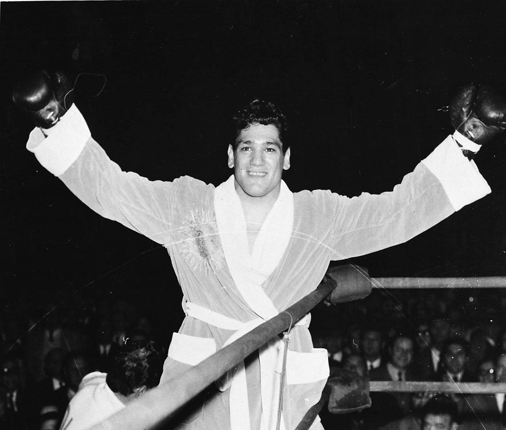 """Foto de Confirmada serie biopic del campeón argentino de boxeo Oscar """"Ringo"""" Bonavena"""