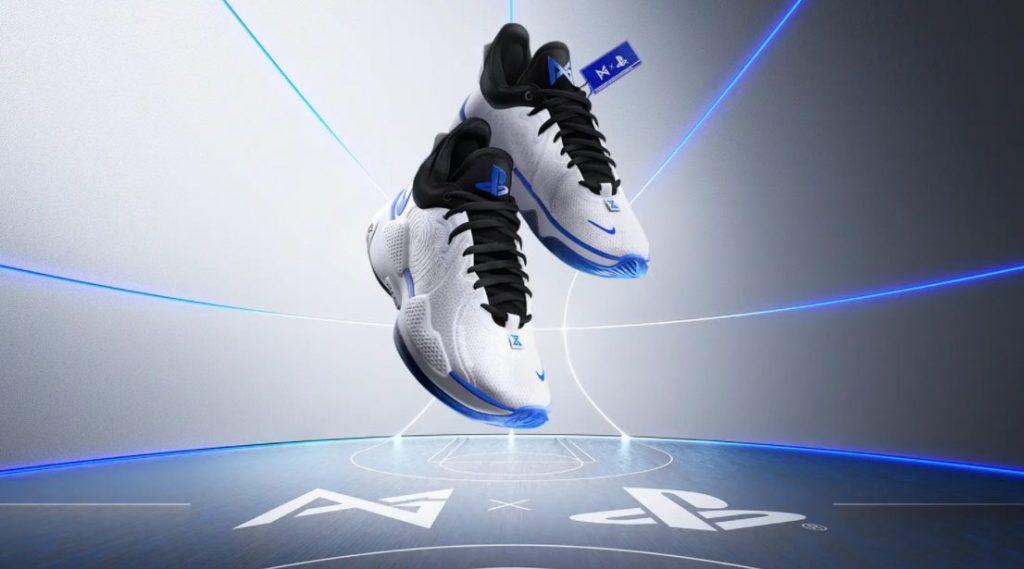Foto de Se lanzan oficialmente las zapatillas de Nike, las PG 5 PlayStation 5 Colorway