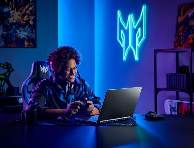 Fotos de Acer actualiza sus laptops gamers Helios y Triton