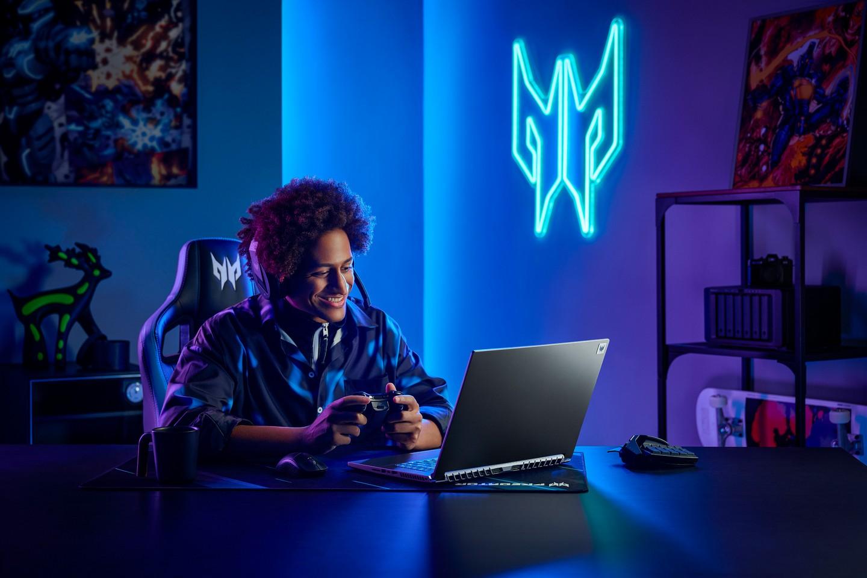 Foto de Acer actualiza sus laptops gamers Helios y Triton