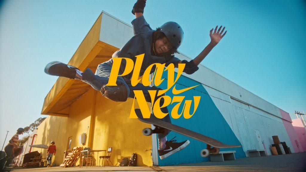 """Foto de Las deportistas peruanas Pilar Jauregui y Fiorella Conroy son parte de la campaña de Nike """"PLAY NEW"""""""