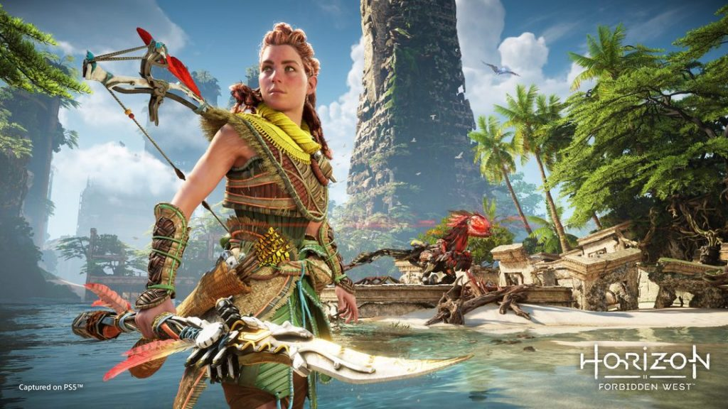 Foto de Espectacular gameplay de Horizon Forbidden West mostrado en el State of Play de PlayStation
