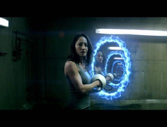 Fotos de La película live action basada en el videojuego Portal de Valve sigue en desarrollo