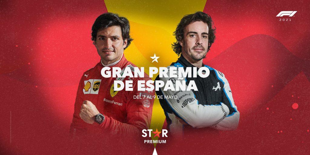 Foto de F1: Horarios y donde ver el Gran Premio de España 2021