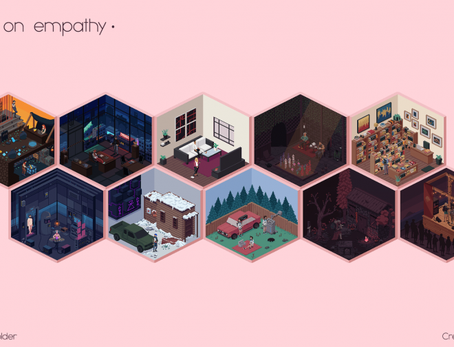Foto de 10 Juegos cortos y mucho arte en Essays on Emphaty