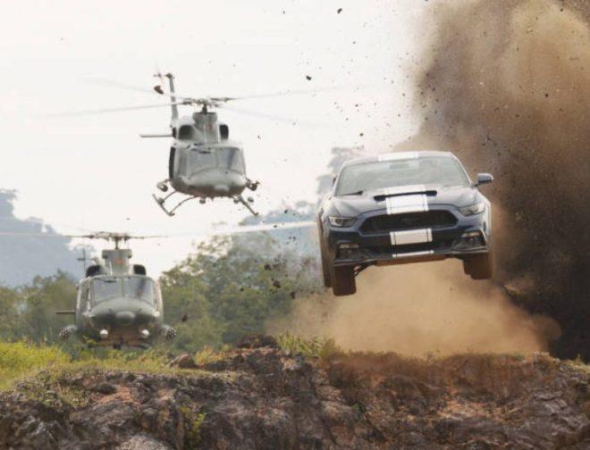 """Foto de """"Colisión Total"""" el impresionante nuevo spot de Rápidos y Furiosos 9"""