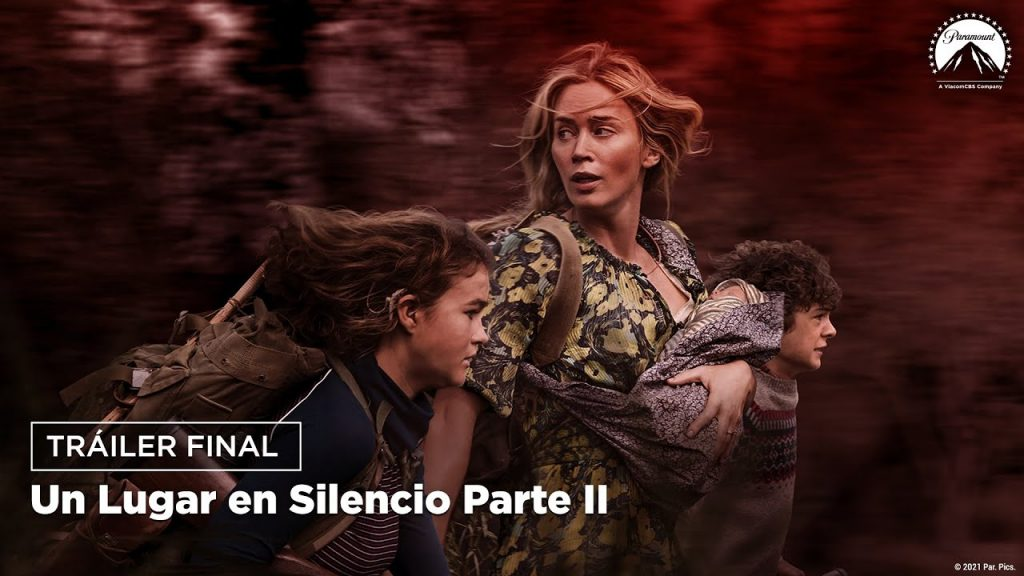 Foto de Inquietante y nuevo tráiler de la película, Un Lugar en Silencio: Parte II