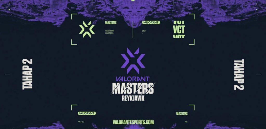 Foto de Valorant: Se dan a conocer los brackets del VCT: Masters – Reykjavík