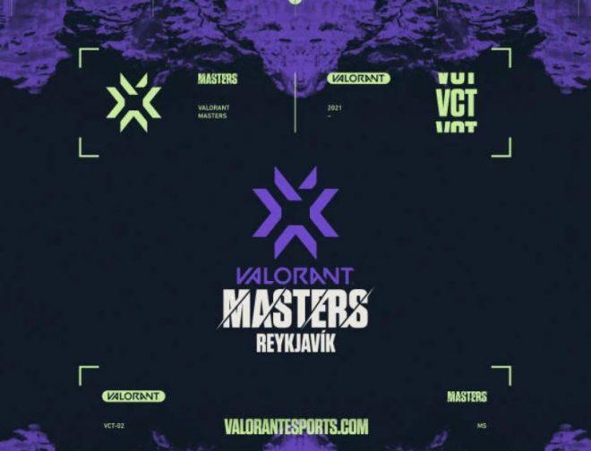 Fotos de Resultados del primer día de la Masters – Reykjavík de Valorant