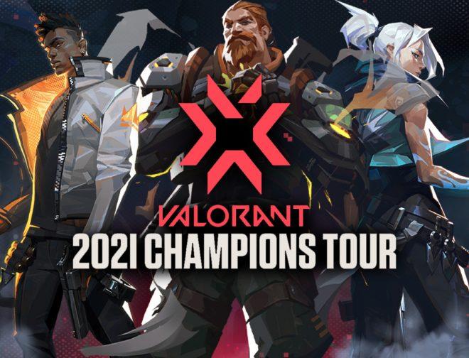 Fotos de HyperX se convierte en socio fundador del VALORANT Champions Tour