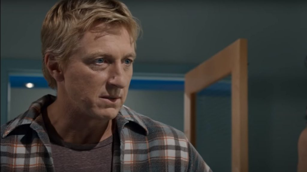 Foto de El actor William Zabka confirma que se ha terminado de filmar la cuarta temporada de Cobra Kai