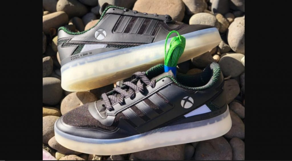 Foto de Primer vistazo a las zapatillas Forum Tech Boost de la colección Xbox x Adidas