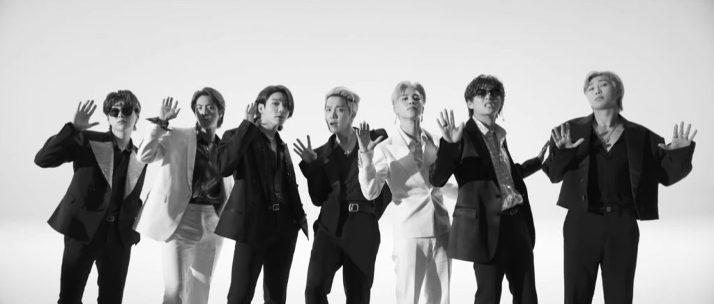 Foto de BTS presenta el video oficial de Butter