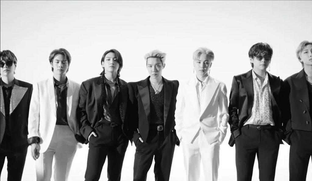 """Foto de BTS presenta el teaser de """"Butter"""" con un sonido conocido"""