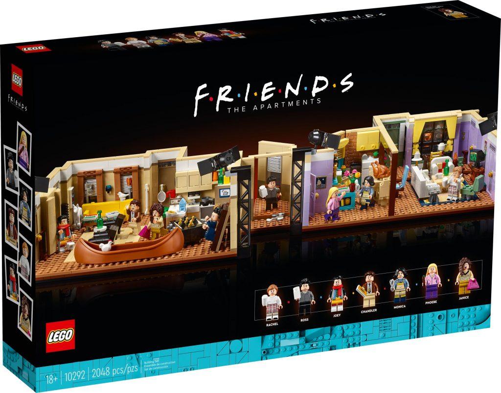 Foto de LEGO lanza set de los departamentos de Friends