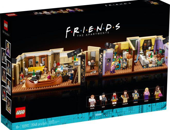 Fotos de LEGO lanza set de los departamentos de Friends