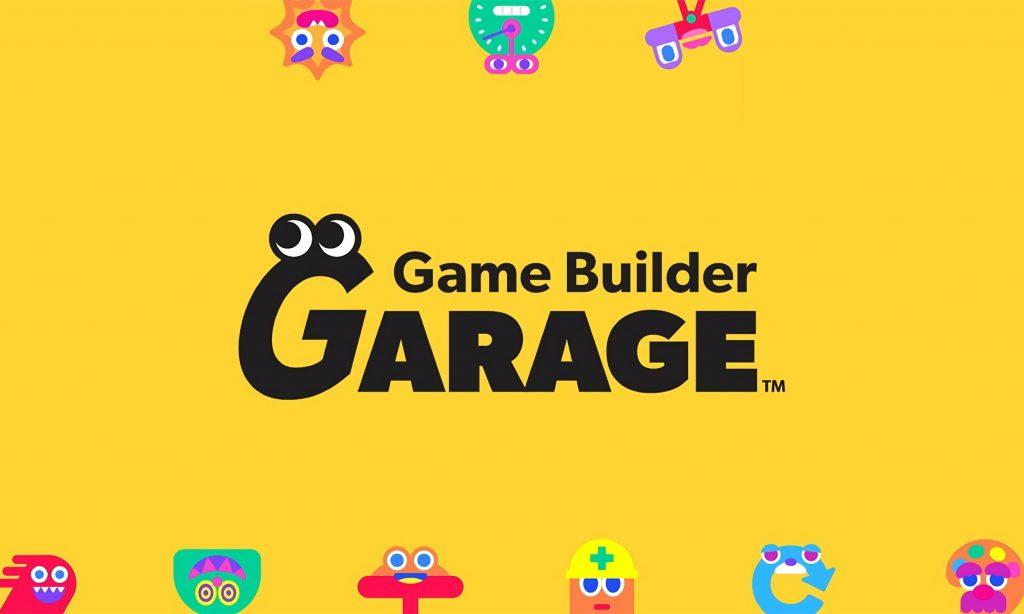 Foto de Aprende a programar videojuegos con tu Nintendo Switch con Game Builder Garage