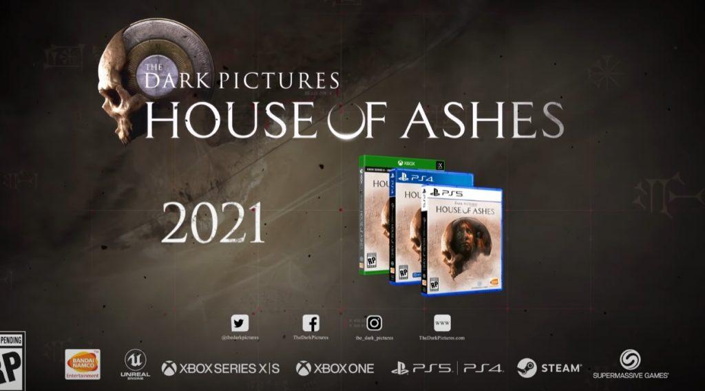 Foto de Teaser trailer de The Dark Pictures Anthology: House of Ashes