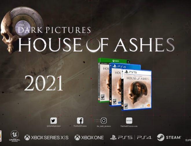 Fotos de Teaser trailer de The Dark Pictures Anthology: House of Ashes
