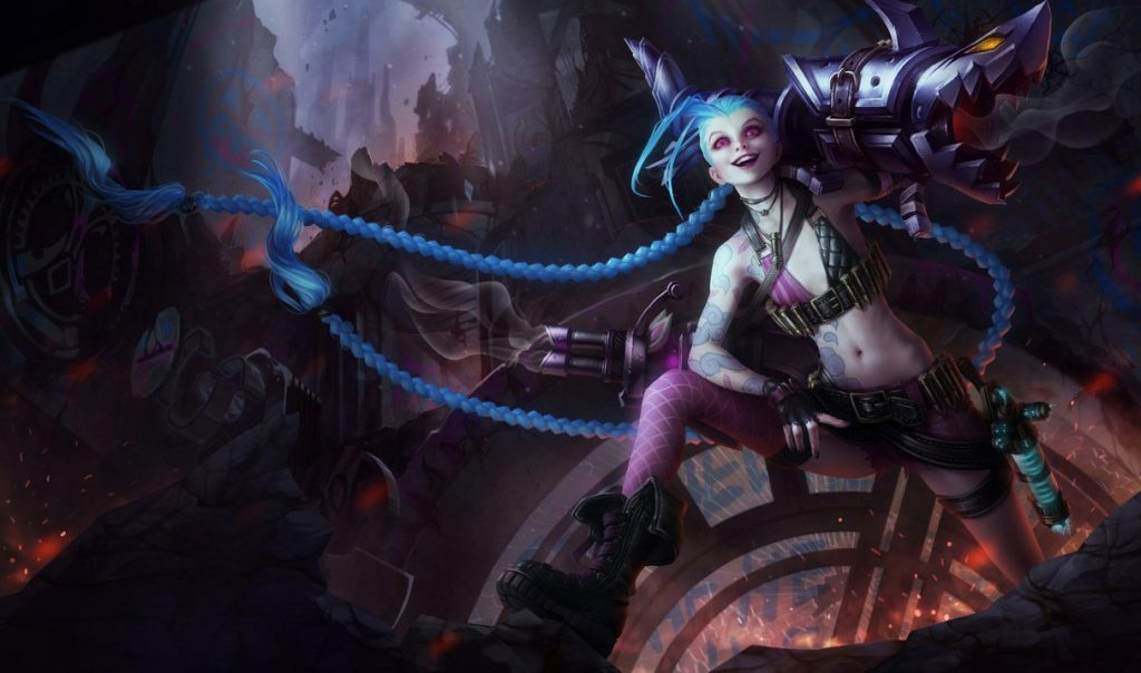 Foto de Netflix anuncia Arcane, el anime basado en League of Legends
