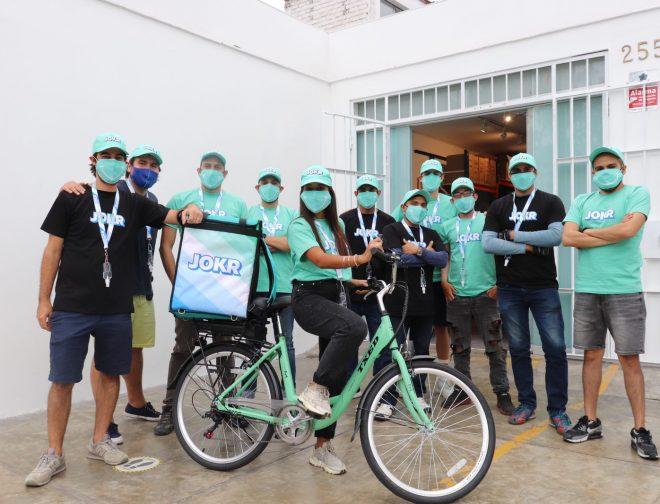 Fotos de Llegó Jokr, la nueva plataforma global de delivery que entrega tus pedidos en 15 minutos